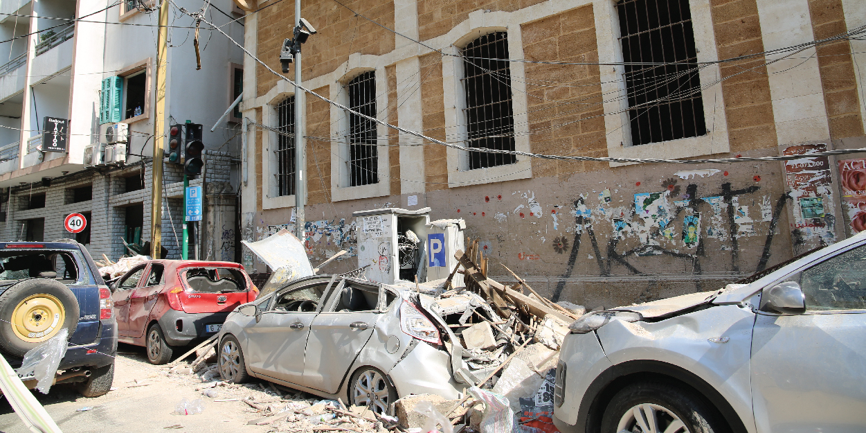 Global Guardian Supports Clients following Beirut Explosion