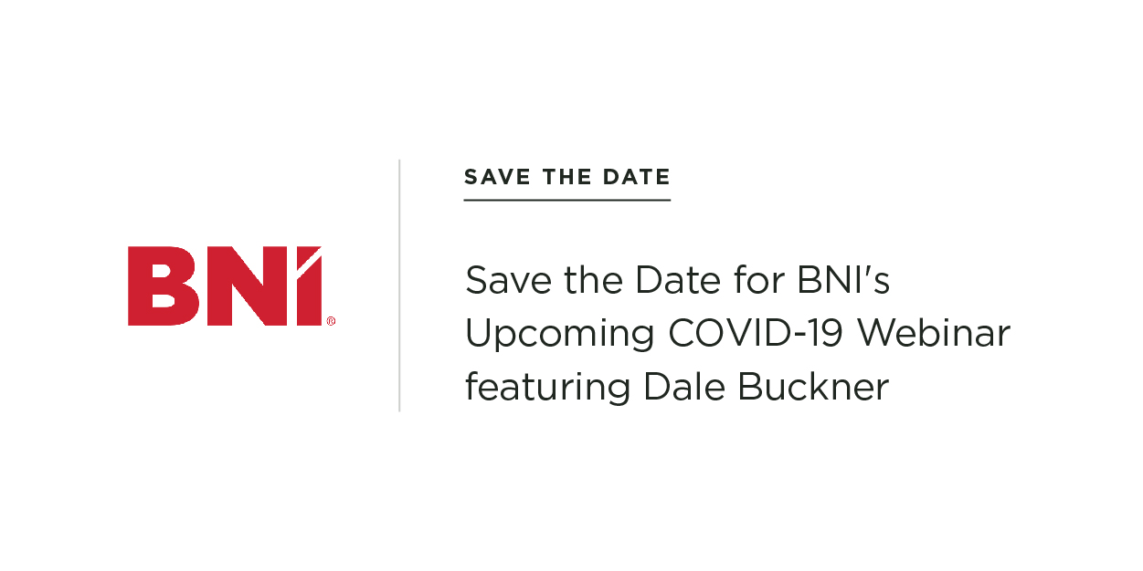 BNI Webinar Featuring Global Guardian's Dale Buckner