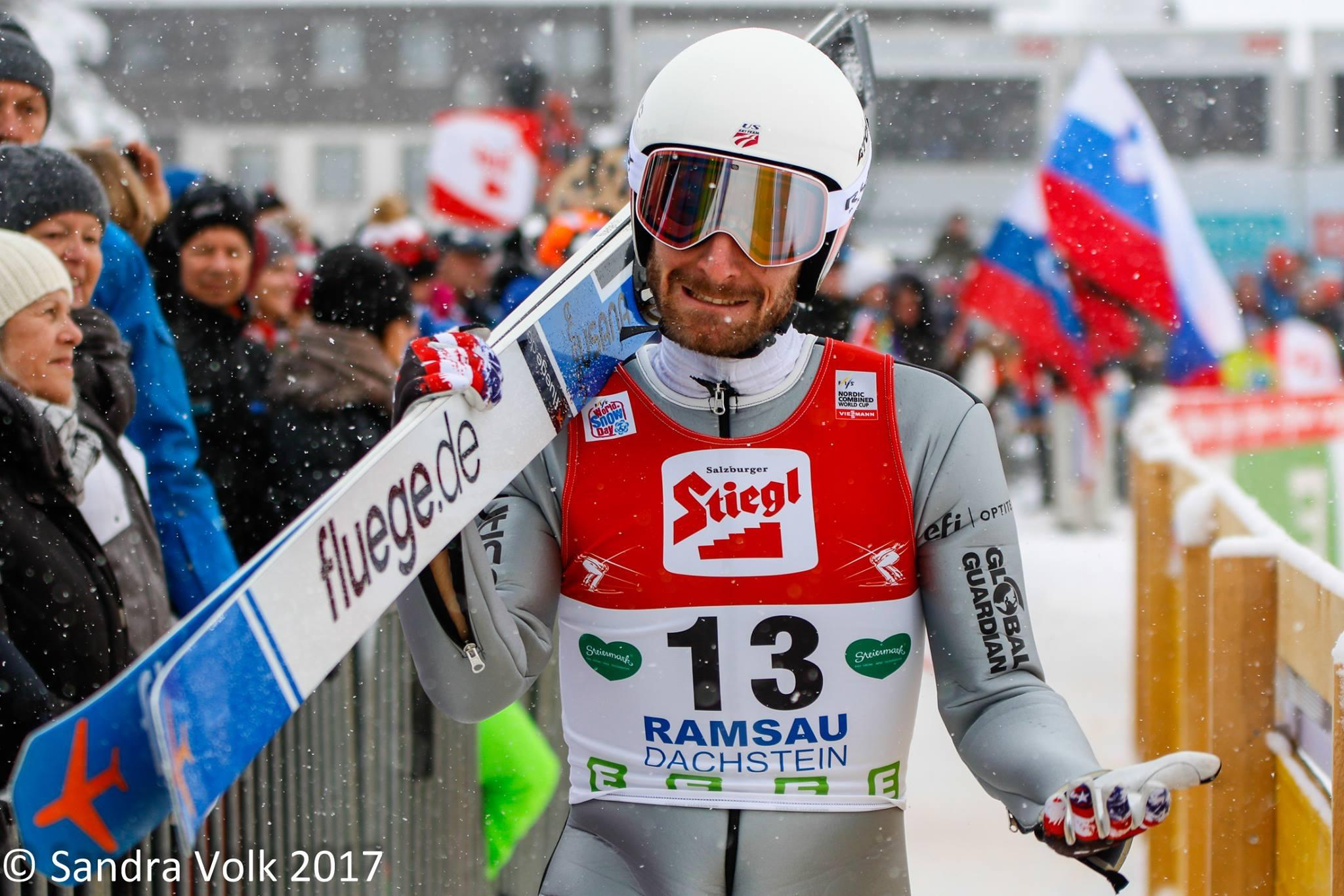 US NORDIC TEAM EXCELS AT THE WORLD CUP